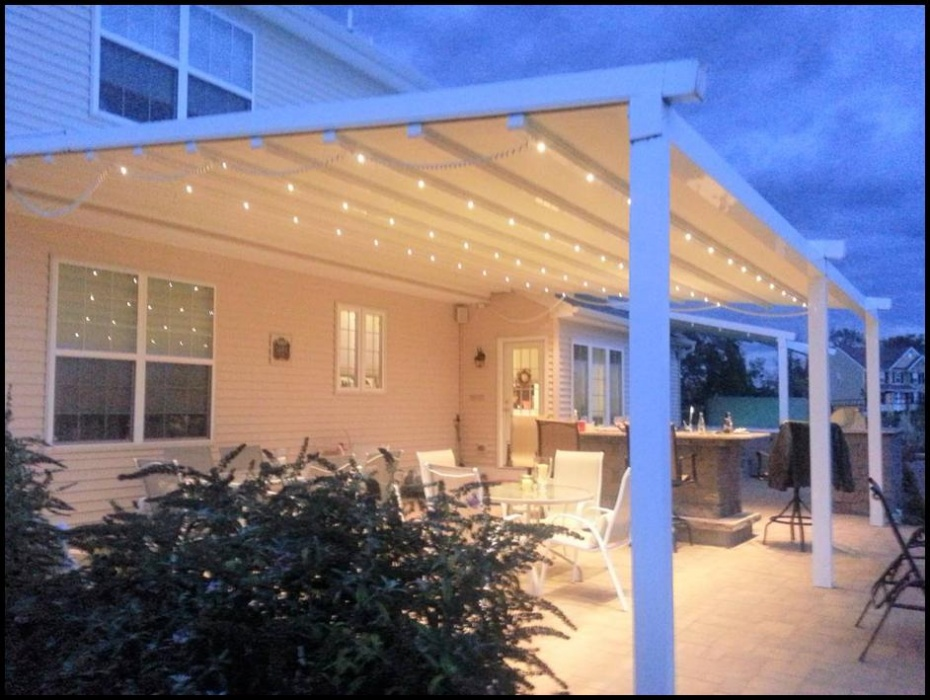 Image of: Beautiful Awnings for Decks