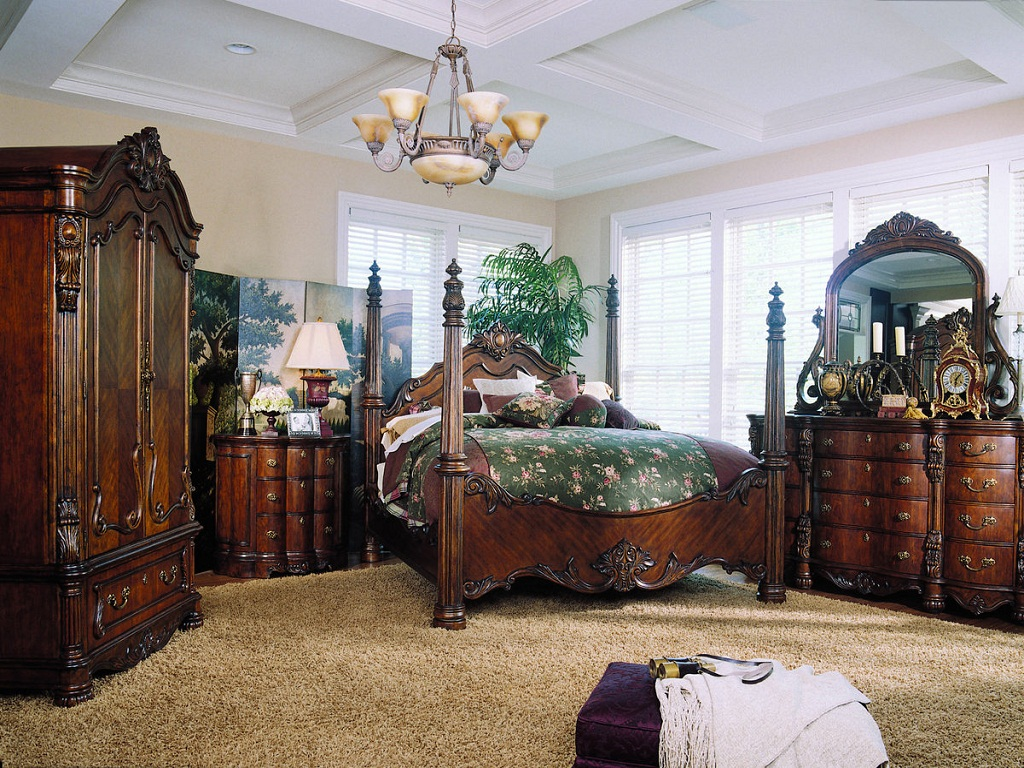 Image of: Beautiful Bedroom Sets Manufactur
