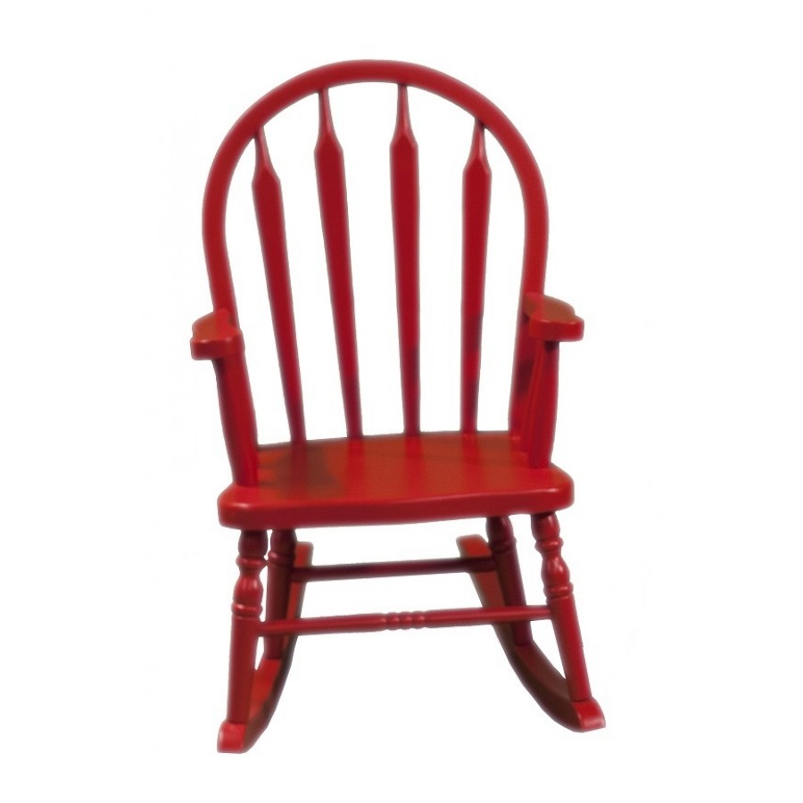 Image of: Beautiful Childs Rocking Chair
