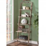 Beautiful Leaning Bookcase