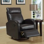 beautiful modern recliner chair