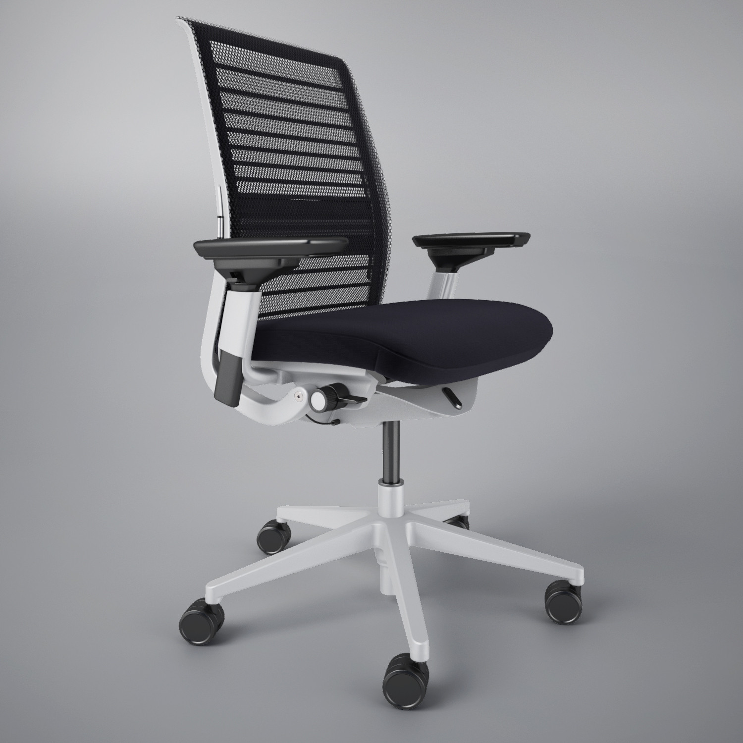 Image of: beautiful steelcase think chair