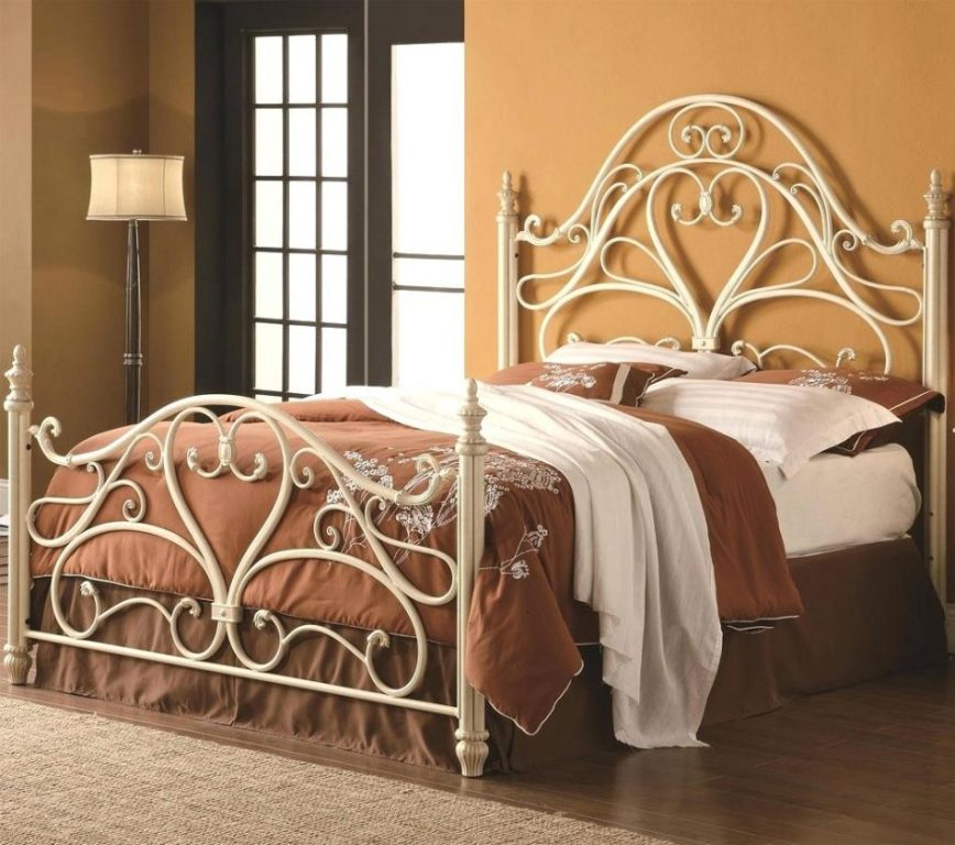 Image of: Bed Frames And Headboards Full
