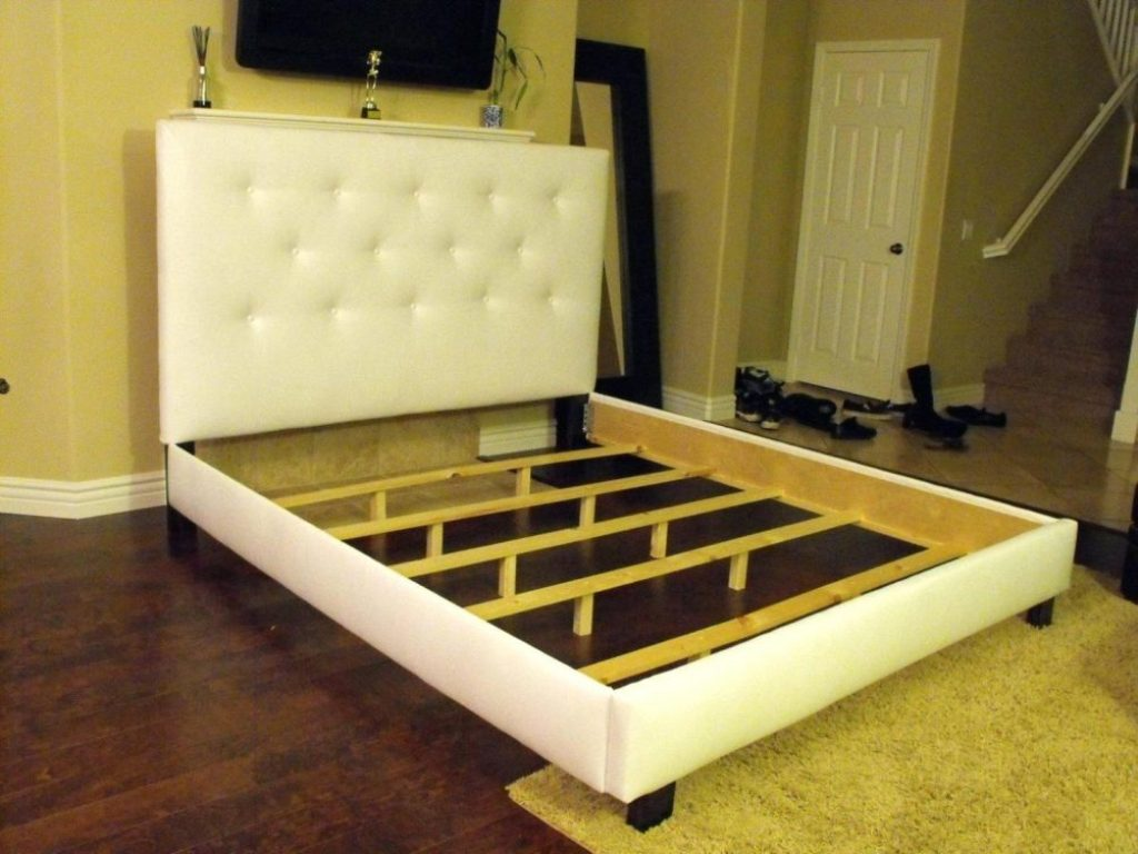 Image of: Bed Frames And Headboards