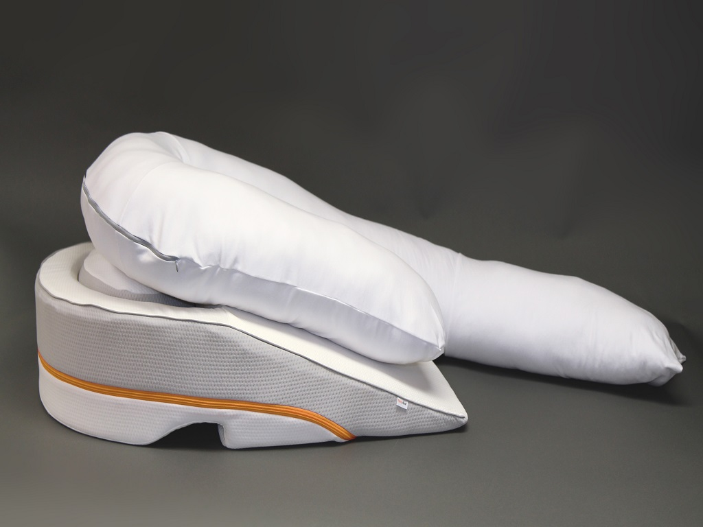 Image of: Bed Wedge Pillow Canada