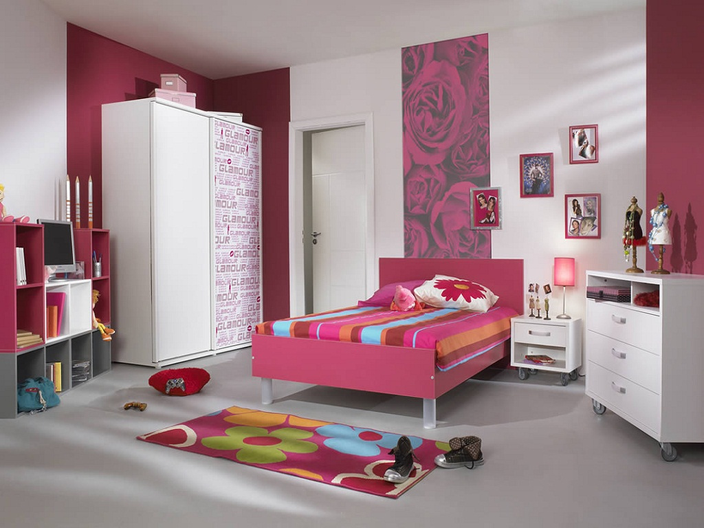 Image of: Bedroom Sets For Teenage Girl Ideas