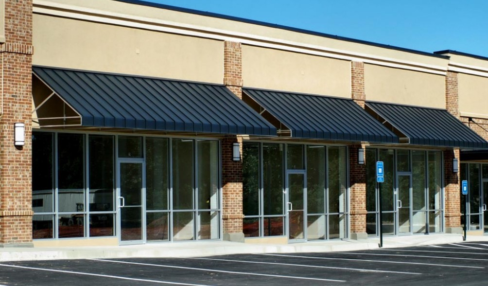 Image of: Best Commercial Awnings