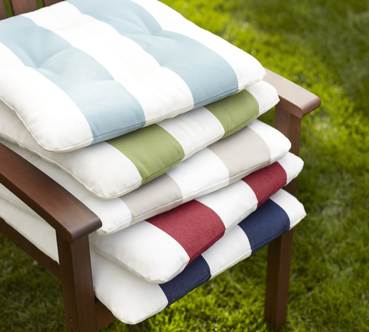 Image of: best dining chair cushions