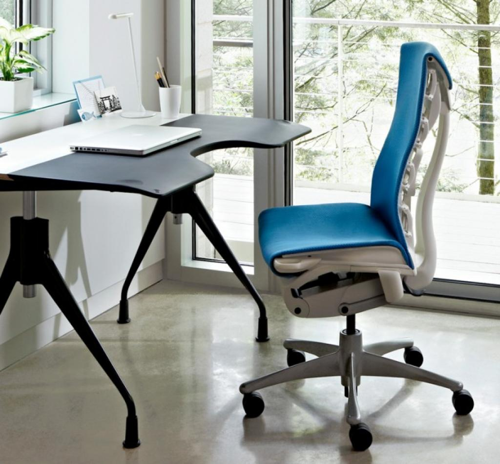 Image of: best ergonomic computer chair design