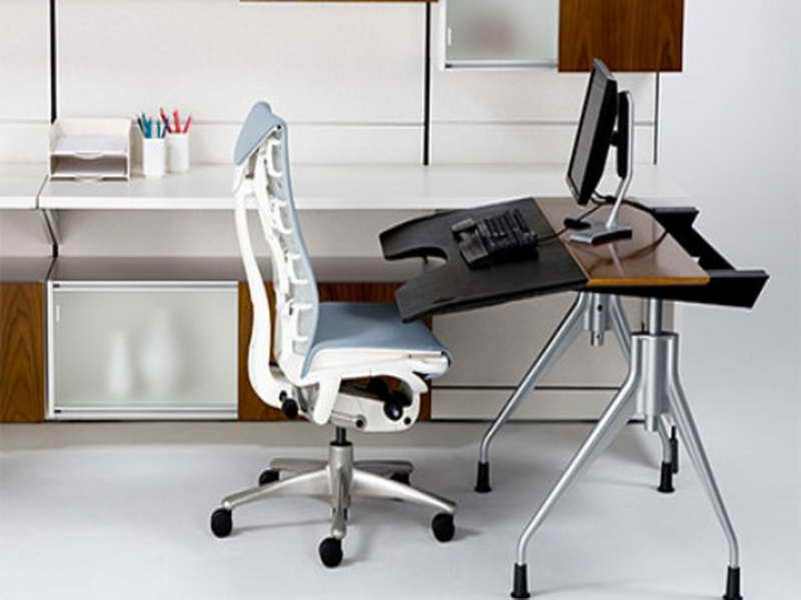 Image of: best ergonomic computer chair