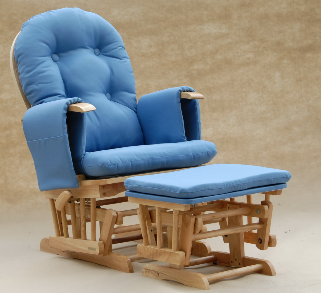 Image of: Best Glider Rocking Chairs