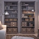 Best Grey Bookcase