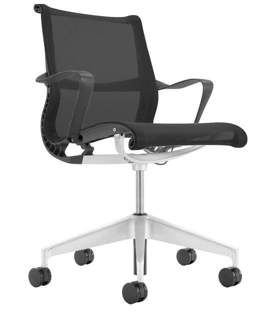 Best Herman Lounge Miller Chair