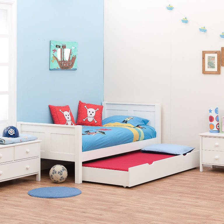 Image of: Best Kids Bed With Trundle