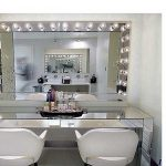 Nice Lighted Makeup Vanity Mirror