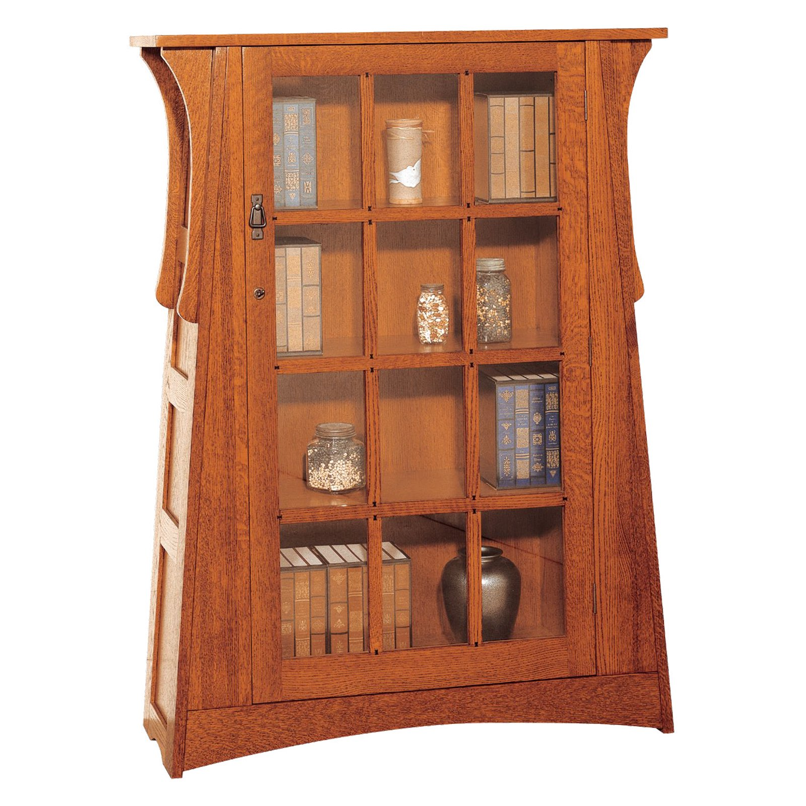 Image of: Best Mission Style Bookcase