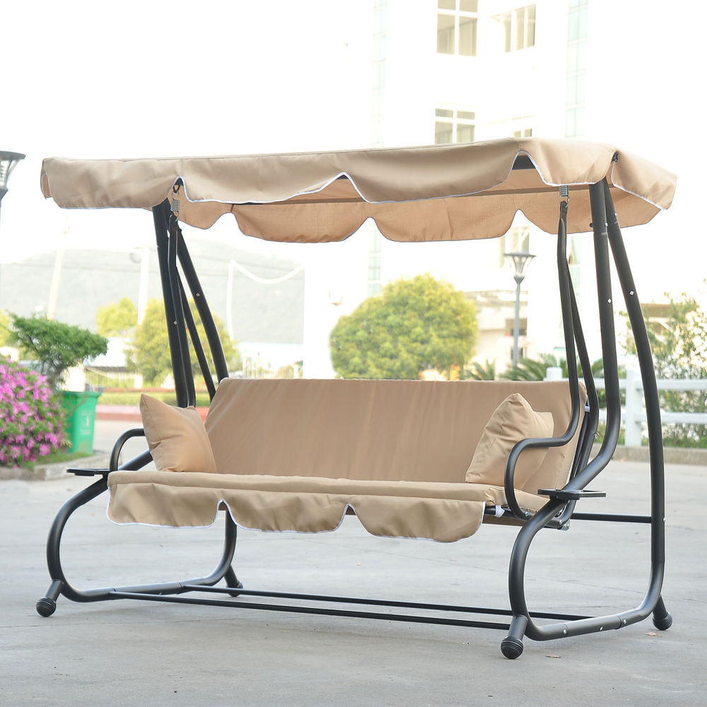 Image of: best patio swing chair