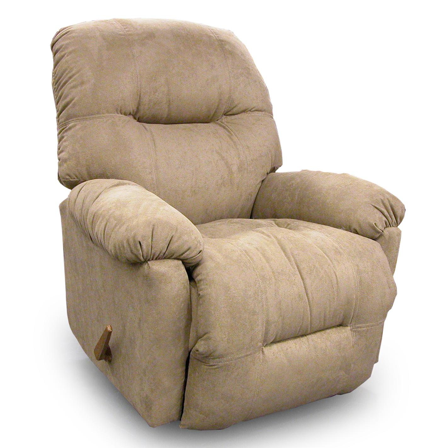 Image of: Best Rocking Recliner Chair