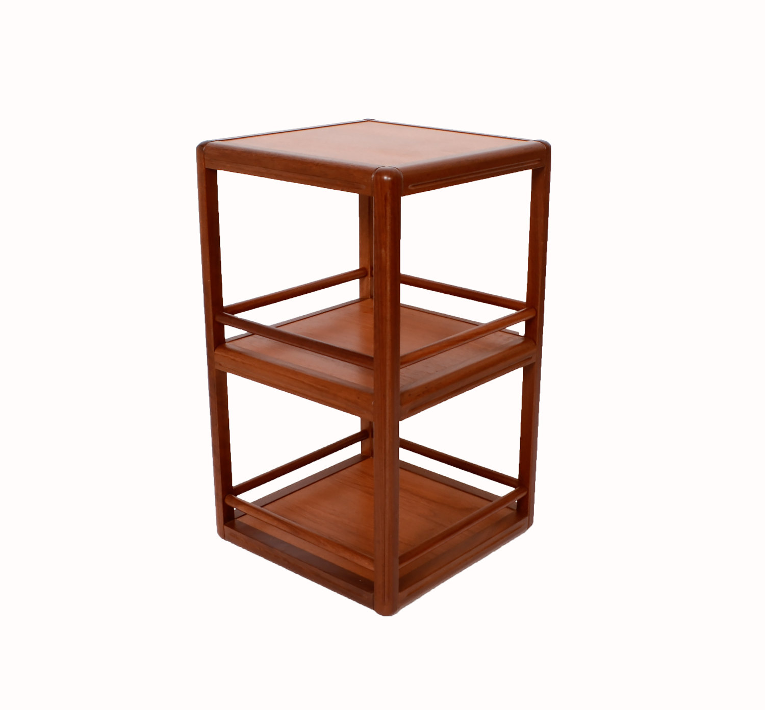 Image of: Best Rotating Bookcase