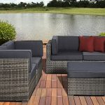 best selling outdoor wicker chairs  pack