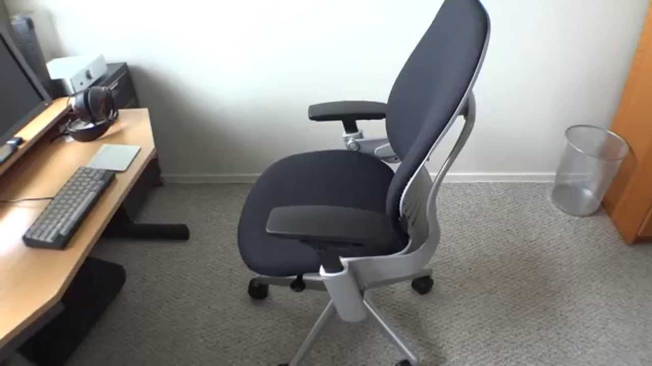 Image of: best steelcase leap chair