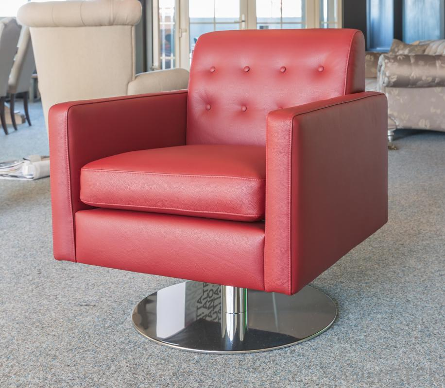 Image of: best swivel barrel chair