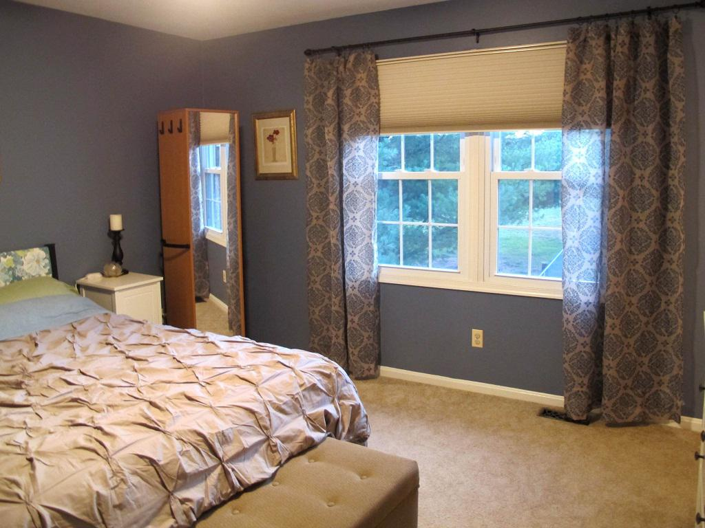 Image of: Best Window Treatment Ideas for Bedroom