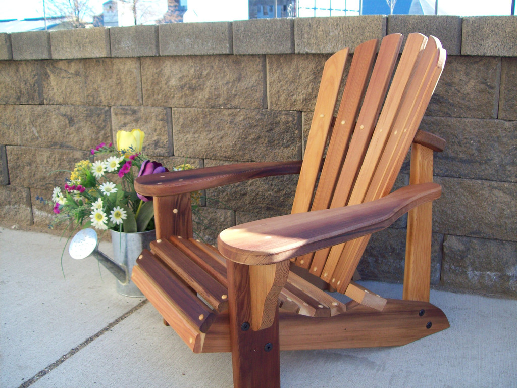 Image of: best wooden adirondack chairs
