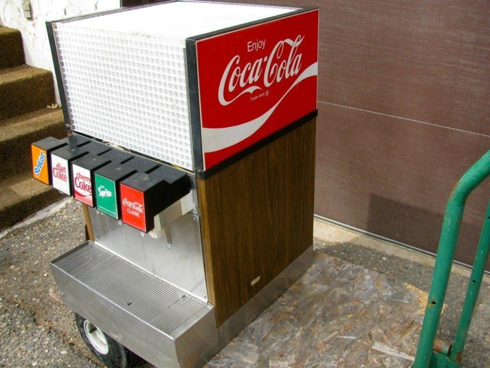 Image of: Beverage Dispenser Machine
