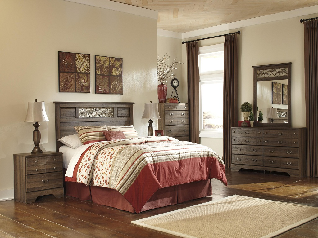Image of: Bittersweet Bedroom Set Ashley Furniture