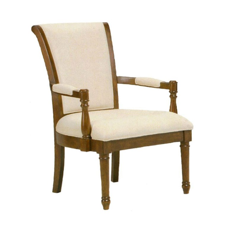 Image of: Black And Ivory Accent Chairs
