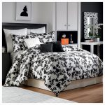 Black And White Bedding Ideas Color