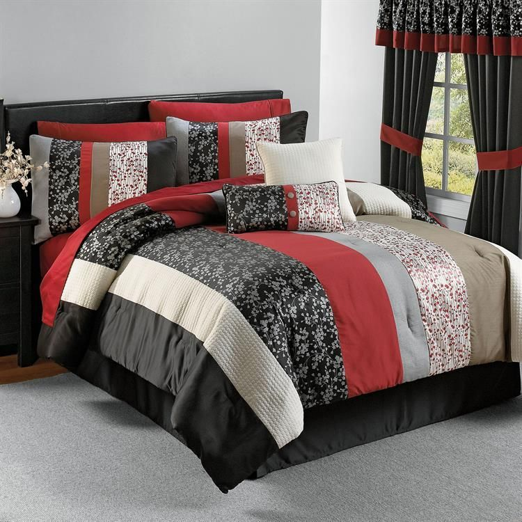 Image of: Black And White Bedding Single