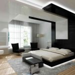 Black And White Bedroom Ideas With Color