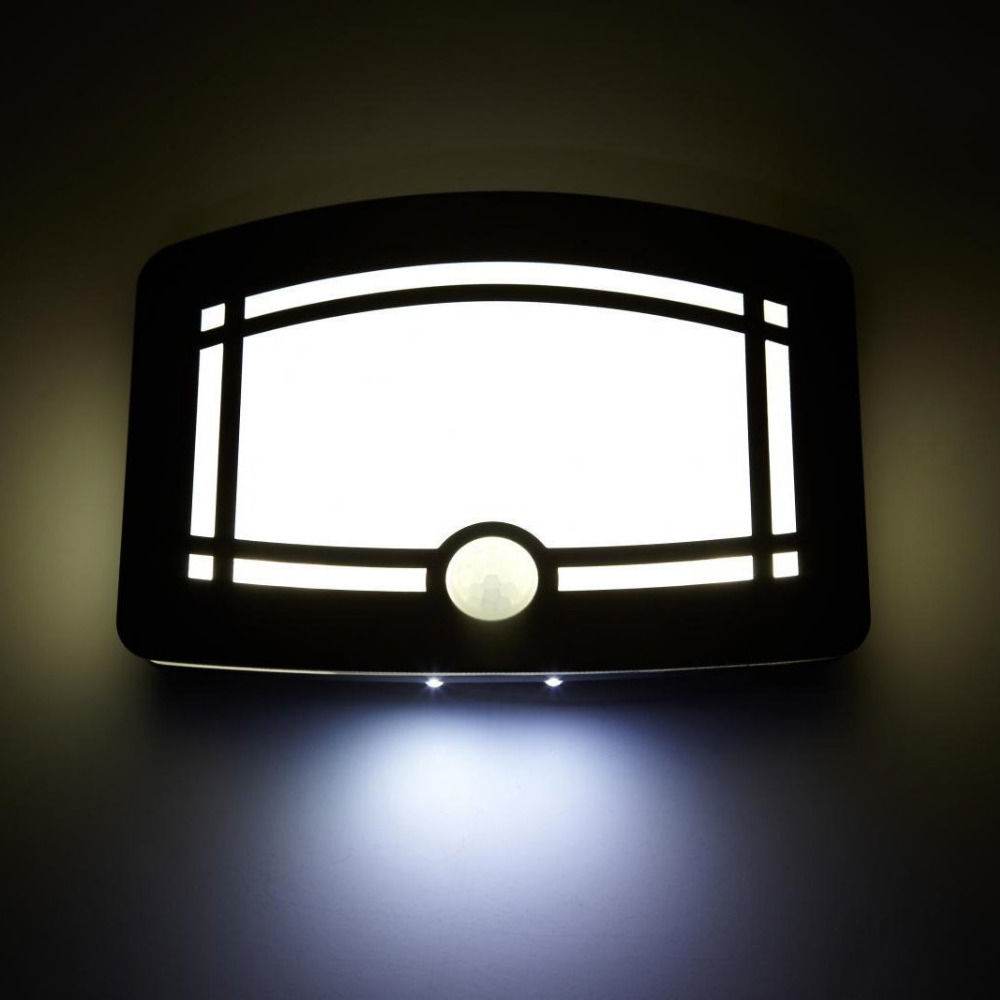 Image of: black battery operated sconces