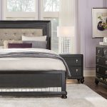 Black Sofia Vergara Bedroom Sets