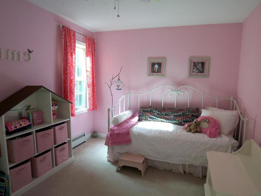 Image of: Blackout Curtains Pink