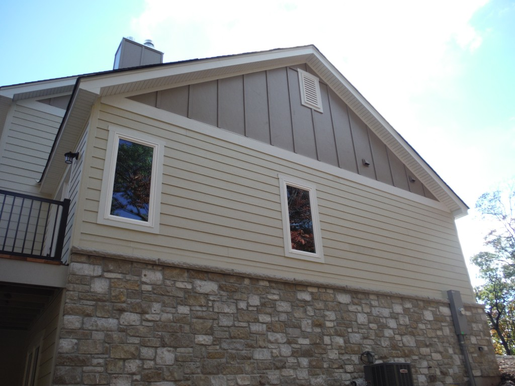 Image of: board and batten siding ideas