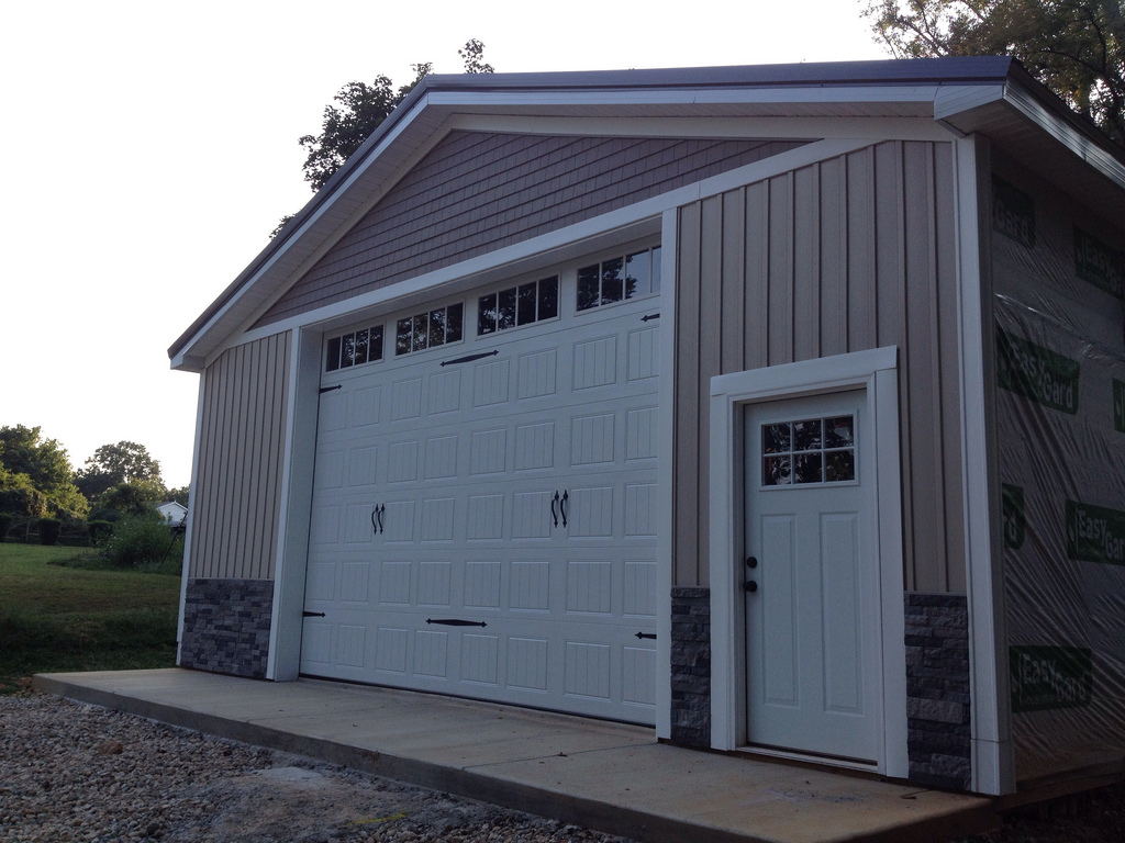 Image of: board and batten siding images