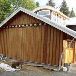 board and batten siding option