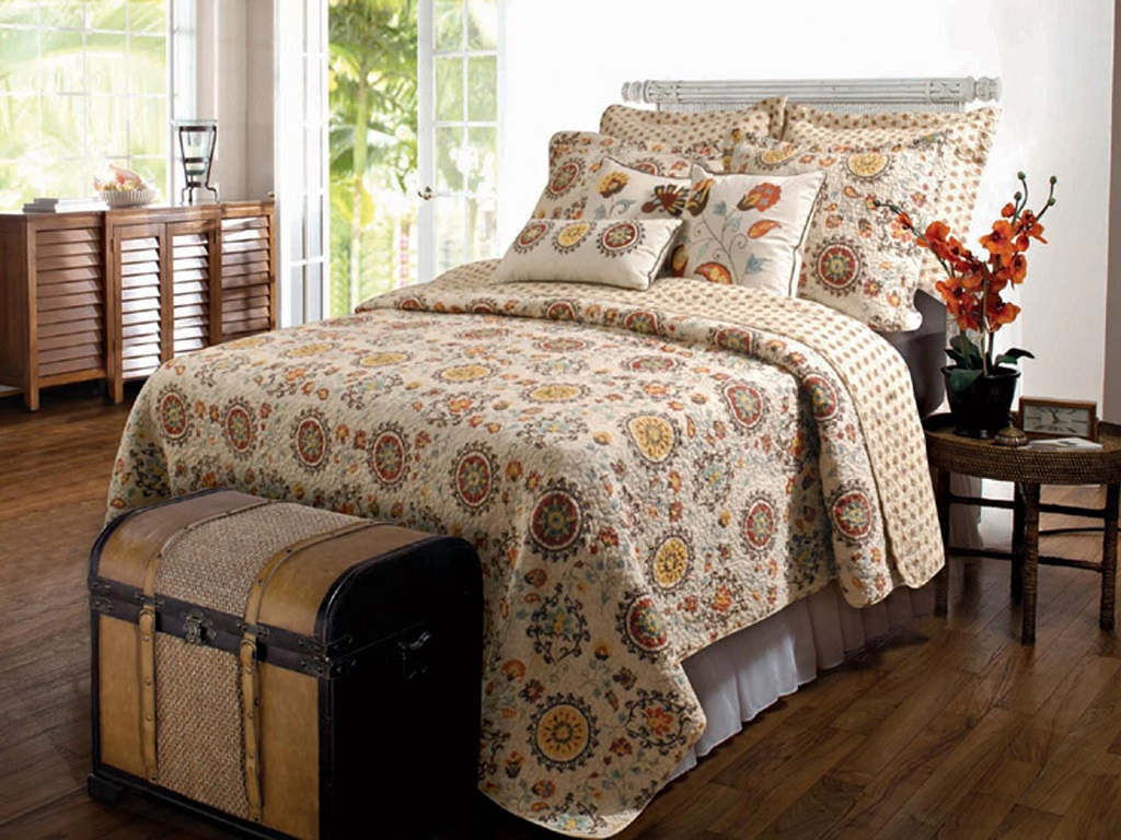 Image of: Bohemian Bedding Sets Queen
