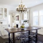 brookline tufted dining chair designs