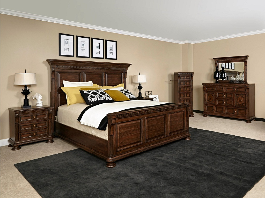 Image of: Broyhill Bedroom Sets Discontinued