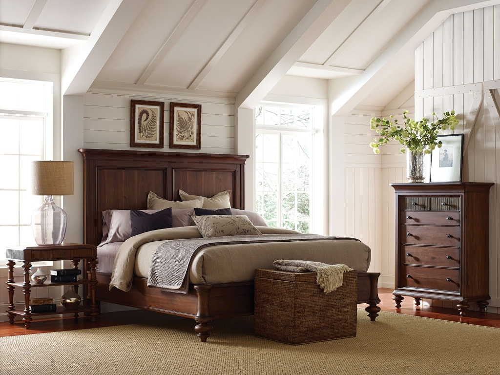 Image of: Broyhill Bedroom Sets Hardware