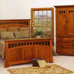 Broyhill Mission Style Bedroom Furniture
