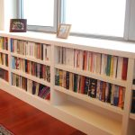 Built In Bookcase Plans Wood