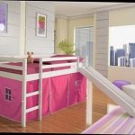 Bunk Beds With Slide And Rope