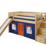 Bunk Beds With Slide And Stairs