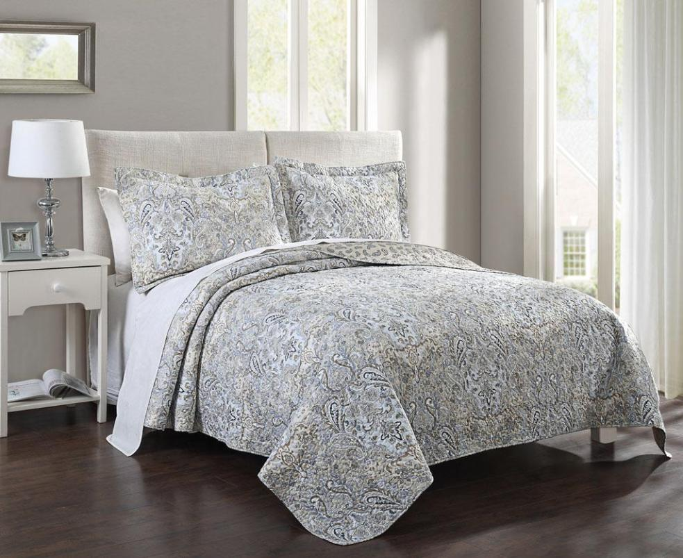Image of: Cal King Quilt Sets