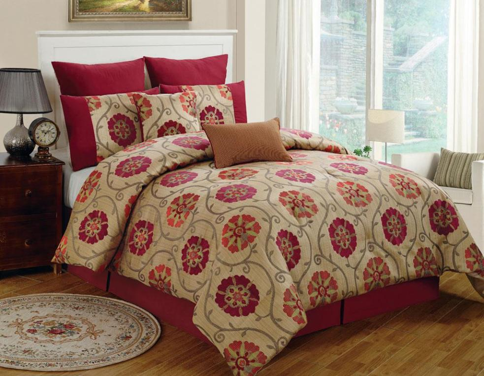 Image of: California King Quilt Sets